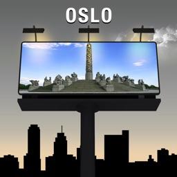 Oslo Offline Map Tourism Guide