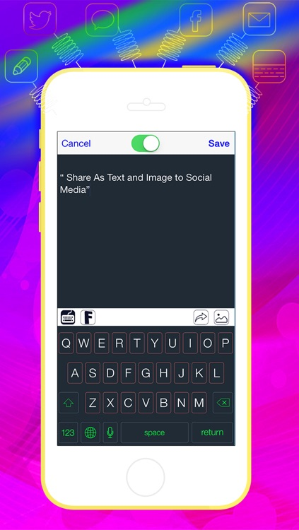 Swipe & Type Keyboards & Color Keyboards To Cool Fonts screenshot-4