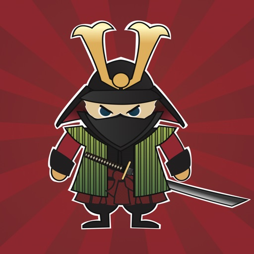 Awesome Samaurai Warrior Run - Banzai Sword Fighting Free