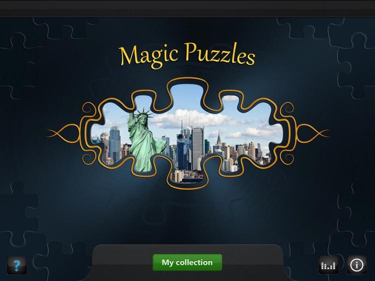 Jigsaw Puzzles: USA