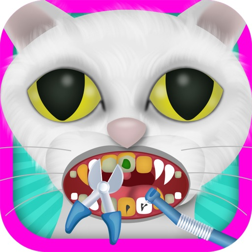 Kitty Dentist icon