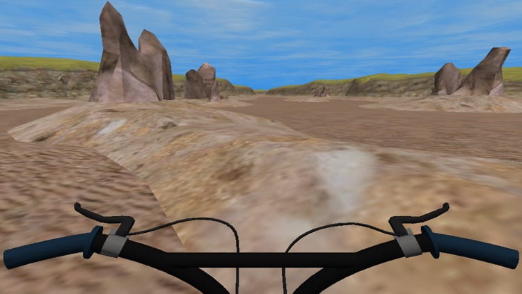 GameFit Bike Race PRO - Exercise Powered Virtual Reality Fitness Game screenshot-4