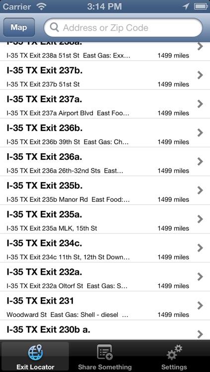 Interstate Exit Food, Gas & Lodge screenshot-4