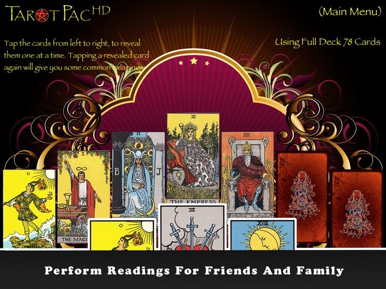 TarotPac Tarot Cards HD Free