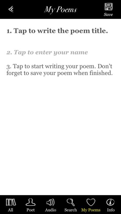 iF Poems screenshot-4