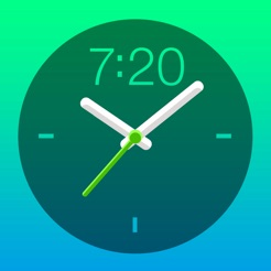 Alarm Clock Wake Up Time - Wecker Wake Up Time mit musikalischem Sleep Timer & örtlicher Wetterinformation