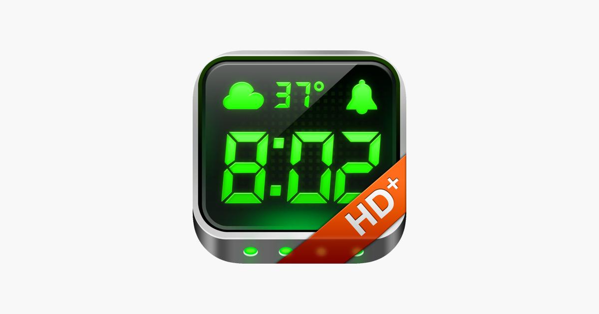 alarm clock hd free on the app store