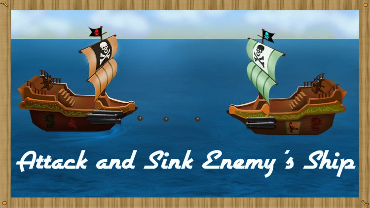 Tiny Pirate Ships : Treasures Hunter & Seeker - Free Edition screenshot-2