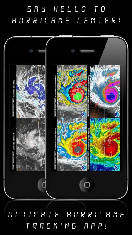 NOAA Hurricane Center screenshot-4