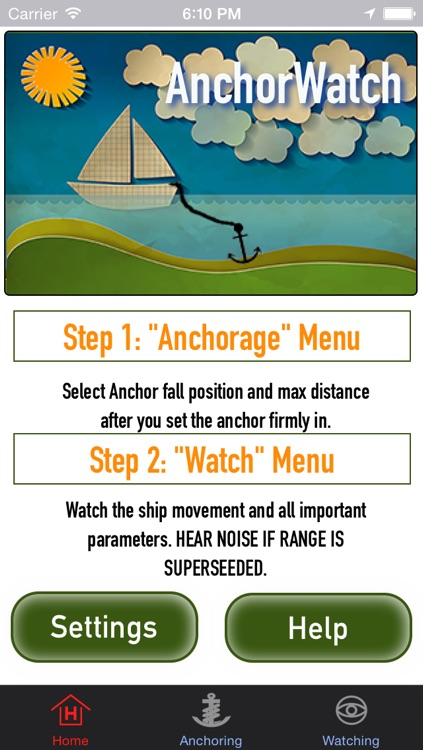 AnchorWatch Pro screenshot-0