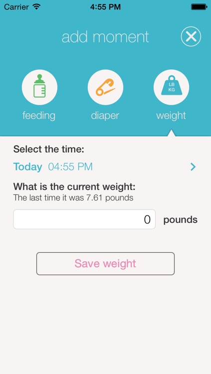 Baby Feeding Tracker - Hello Baby screenshot-3