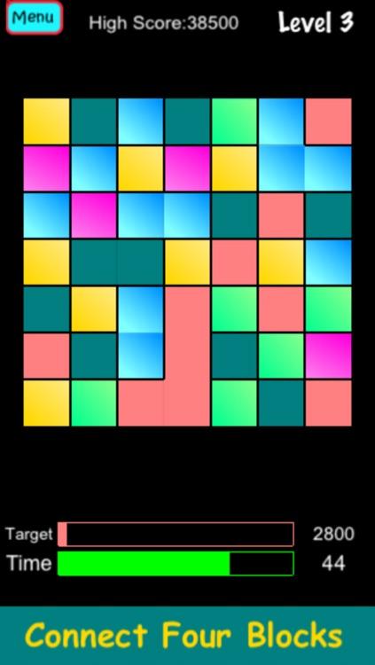 Connect Four Blocks