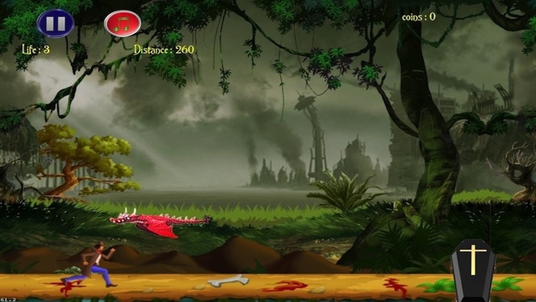 Hidden Temple -Jungle Adventure Fun Free dash game