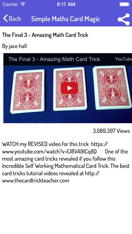 Card Magic Tricks - Ultimate Guide screenshot-3