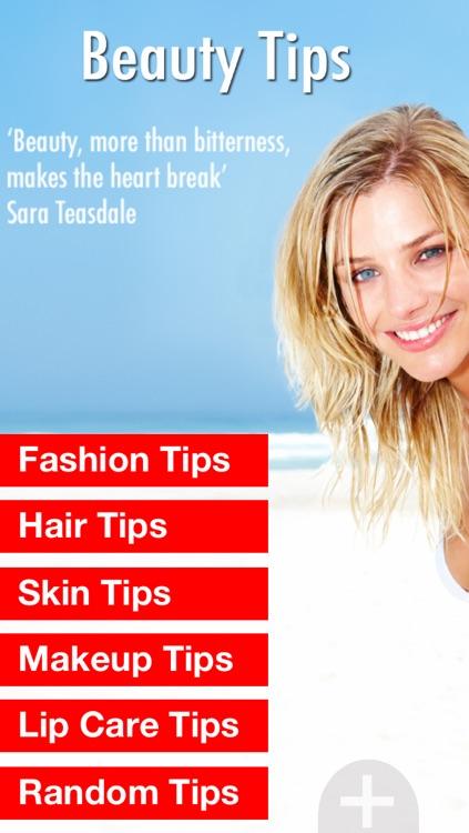 Beauty Tips: Fashion, Hair, Skin, Makeup and Lips