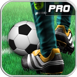 Footccer: Real Football 2014 - A 3D Soccer clubs championship league - Pro