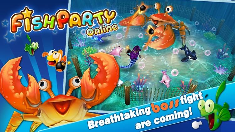 Fish Party Deluxe screenshot-3