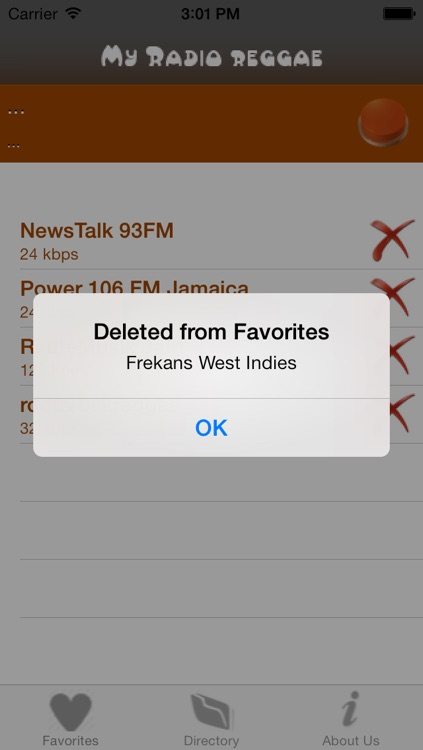 Reggae Radios. screenshot-3