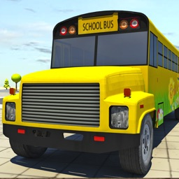 Kids School Bus learning driver Simulator