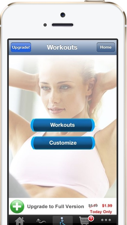 The 6 Pack Trainer free screenshot-3