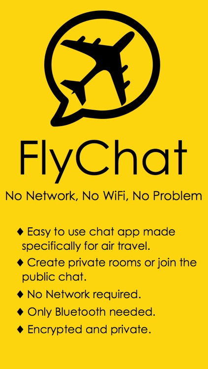 FlyChat Messenger screenshot-4