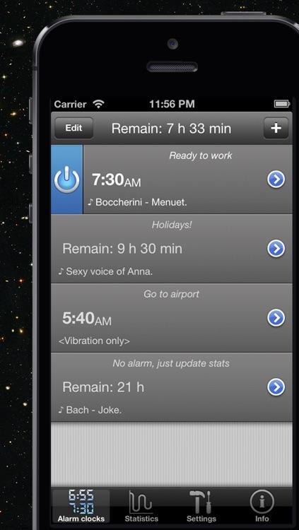 Alarm Clock screenshot-3