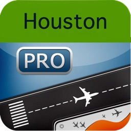 Houston Intercontinental Airport Flight Tracker HOU