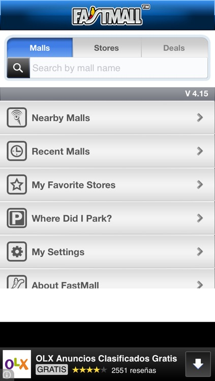 FastMall - Shopping Malls, Community & Interactive Maps