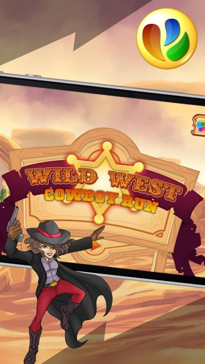 Wild West Cowboy Run – Free Action Game screenshot-4