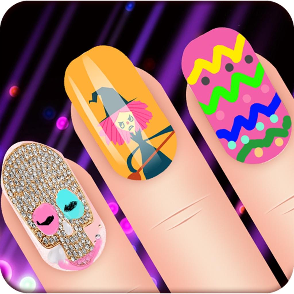 Art Nail Salon:Happy Holidays!-Children's Creative Arts Free HD hack