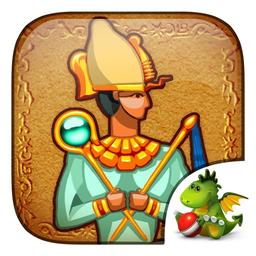 Brickshooter Egypt HD icon