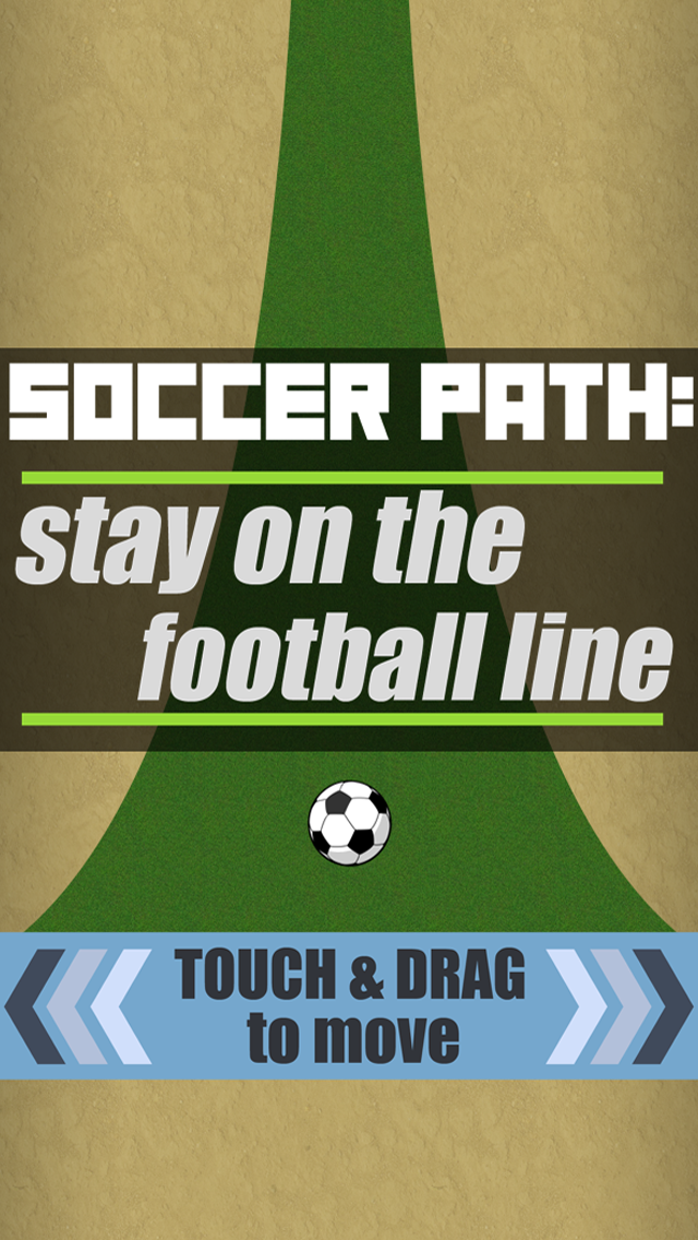 Soccer Path - Stay Quick, Stay Fast of an American Soccer or