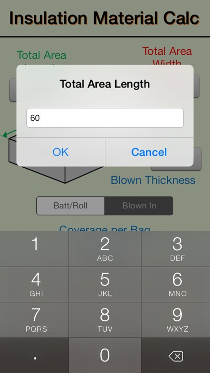 Insulation Calc Elite - Industry leading insulation calculator designed for contractors and homeowners, add R-value and save energy screenshot-4
