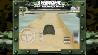 病みつき運転とレーシングチャレンジゲーム無料で3D戦車駐車場ゲームのおすすめ画像1