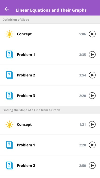 Studystorm Free - Learn math, science, SAT, ACT, English from expert teachers screenshot-3