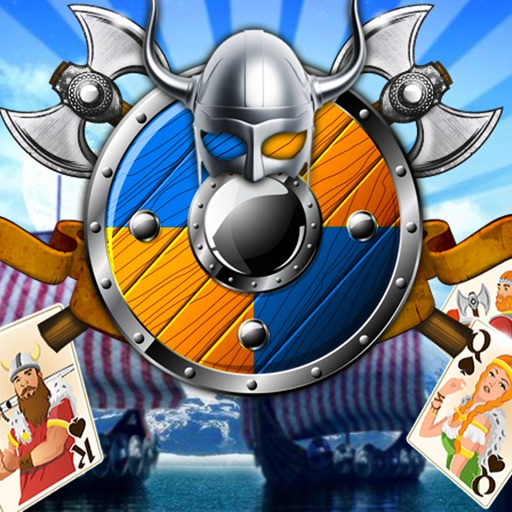 Viking Invasion Solitaire Free