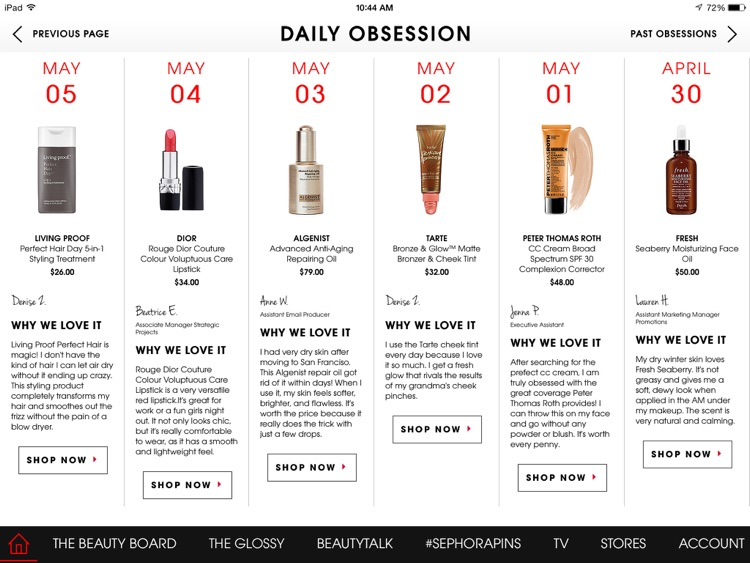 Sephora screenshot-3