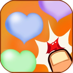 Heart Crusher Pop - Fun Shooting Blast for Kids FREE by Pink Panther
