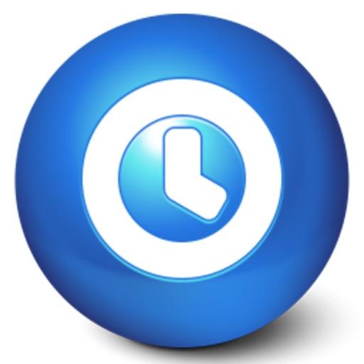 Осталось… - простая утилита для напоминаний о времени выполнения задач для iPhone,iPad и iPod Touch. Free