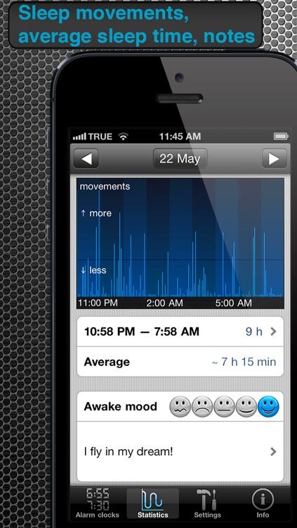 Absalt EasyWakeup PRO - smart alarm clock (easy wake up) screenshot-3