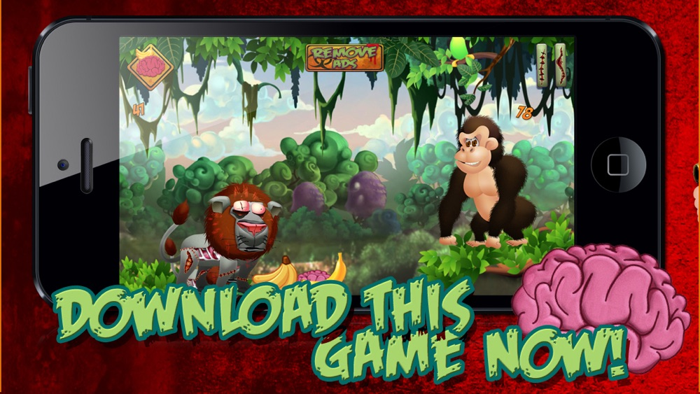 Animal Zombies and Friends of Banana Town Hill - FREE Game! hack tool