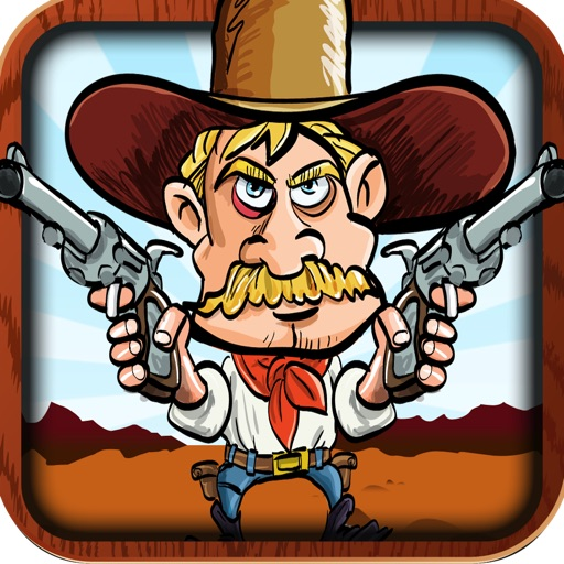 Wild Western Shootout Pro
