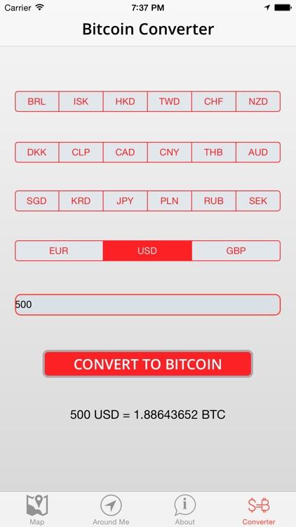 Bitcoin ATM Nearby screenshot-3