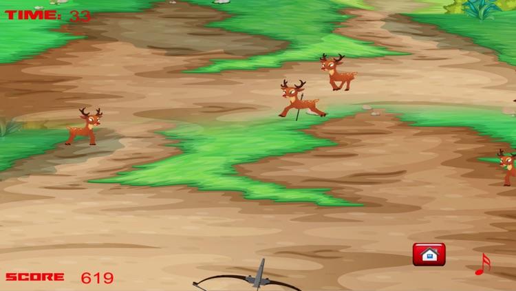 Bow & Arrow Deer Hunter Challenge screenshot-4