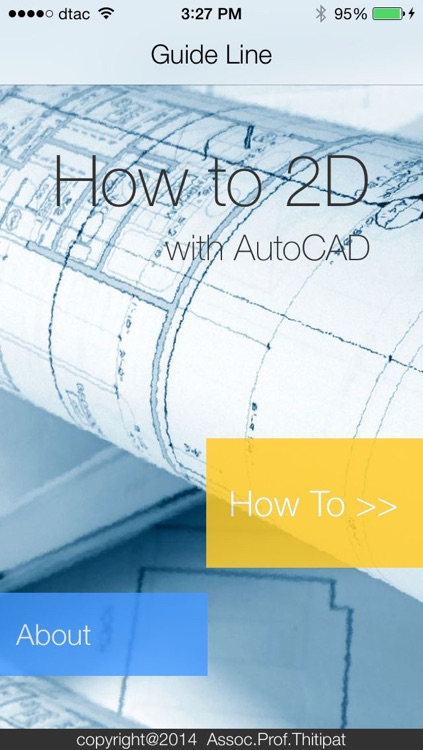 HowTo2D with AutoCAD SE