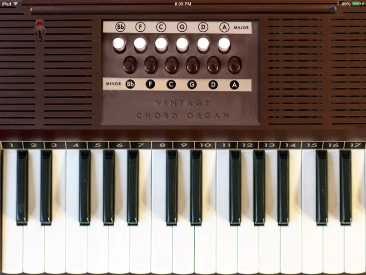 Chord Organ