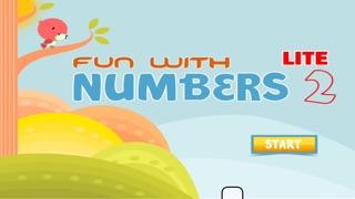 Fun With Numbers 2 Lite - Maths Made Fun Screenshot