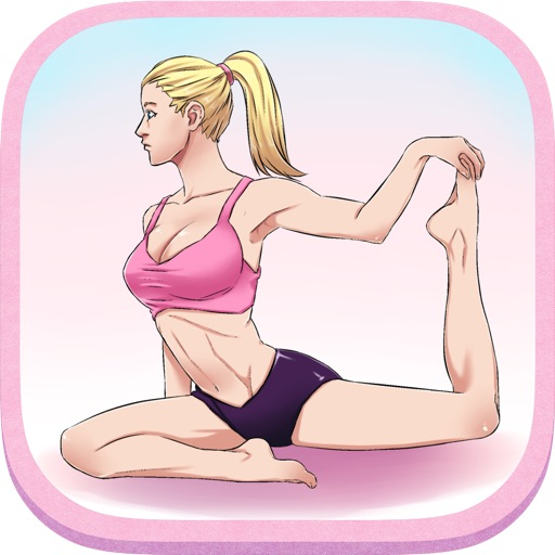 Basic Yoga & Pilates: 101 Poses for Beginners Rehabilitation Acupressure Massage FREE