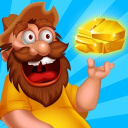 Gold Miner Adventure HD