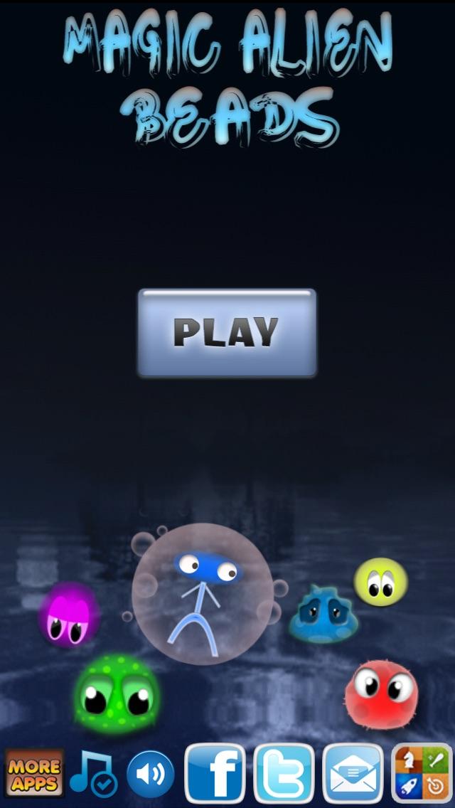 Magic Alien Beads Скриншоты3